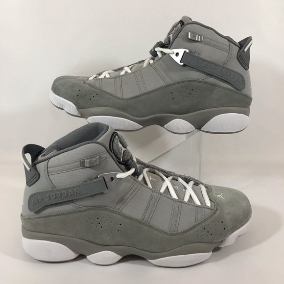 39ca77873872 Jordan Other - Air Jordan 6 Rings Cool Grey Size 11.5 322992-014